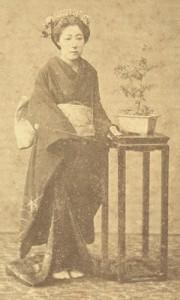 若いころの広岡浅子