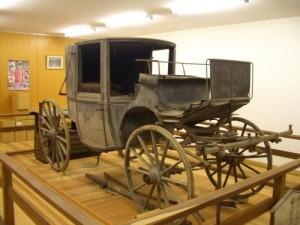 大久保の馬車
