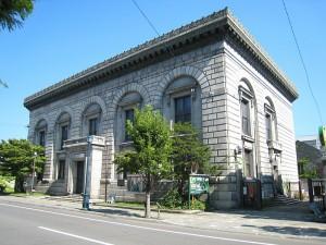 三井銀行小樽支店