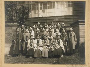 東京女子師範学校