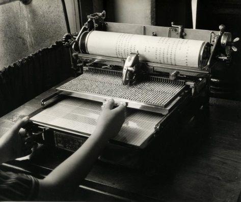 邦文タイプライター