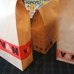 VANの紙袋は最先端のオシャレだった!アイビールック全盛期